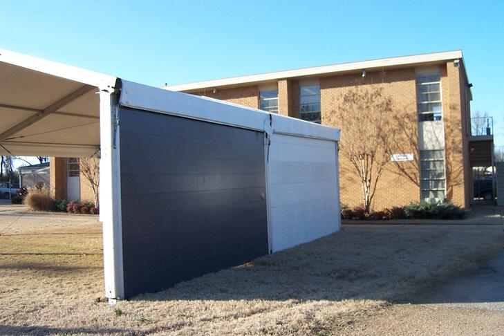 Insulated Steel Walls