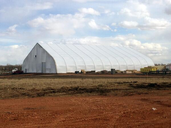 Boosting Productivity with Fabric Buildings