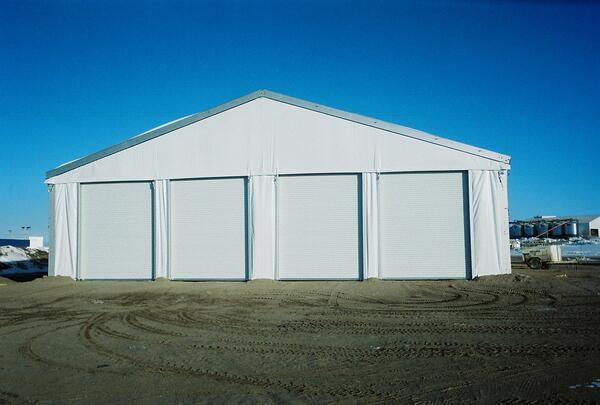 How to Avoid Costly Weather Delays During Construction- Construction Tents 101
