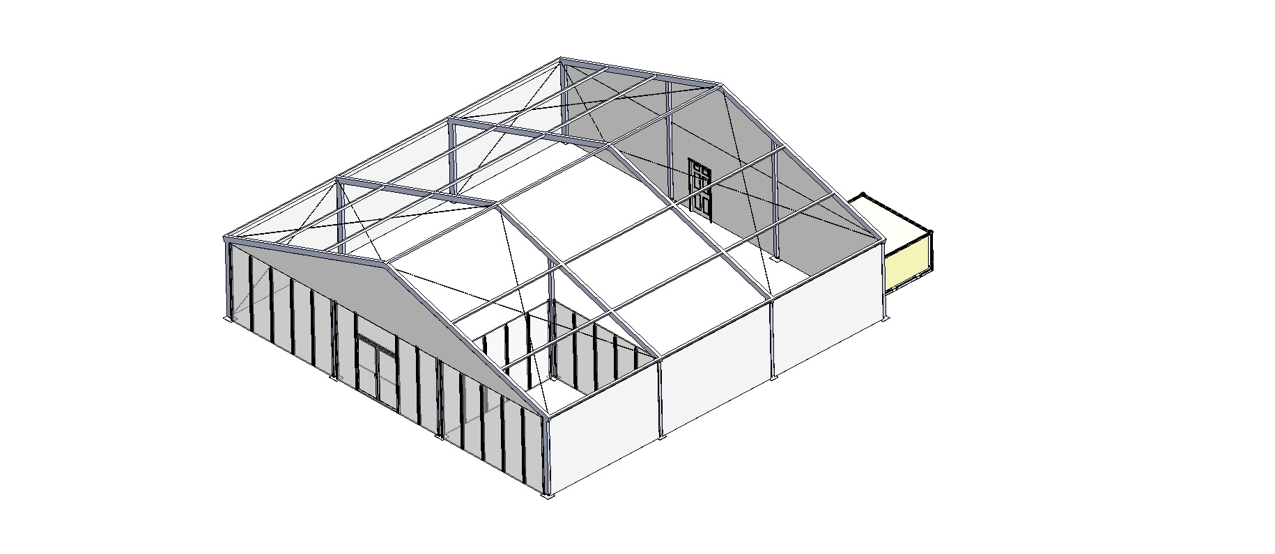 Temporary Structure