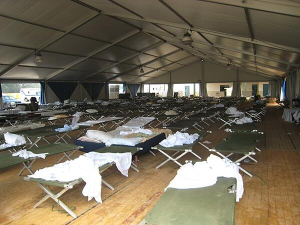 How Long Is Temporary Where Disaster Relief Shelter Is Concerned?