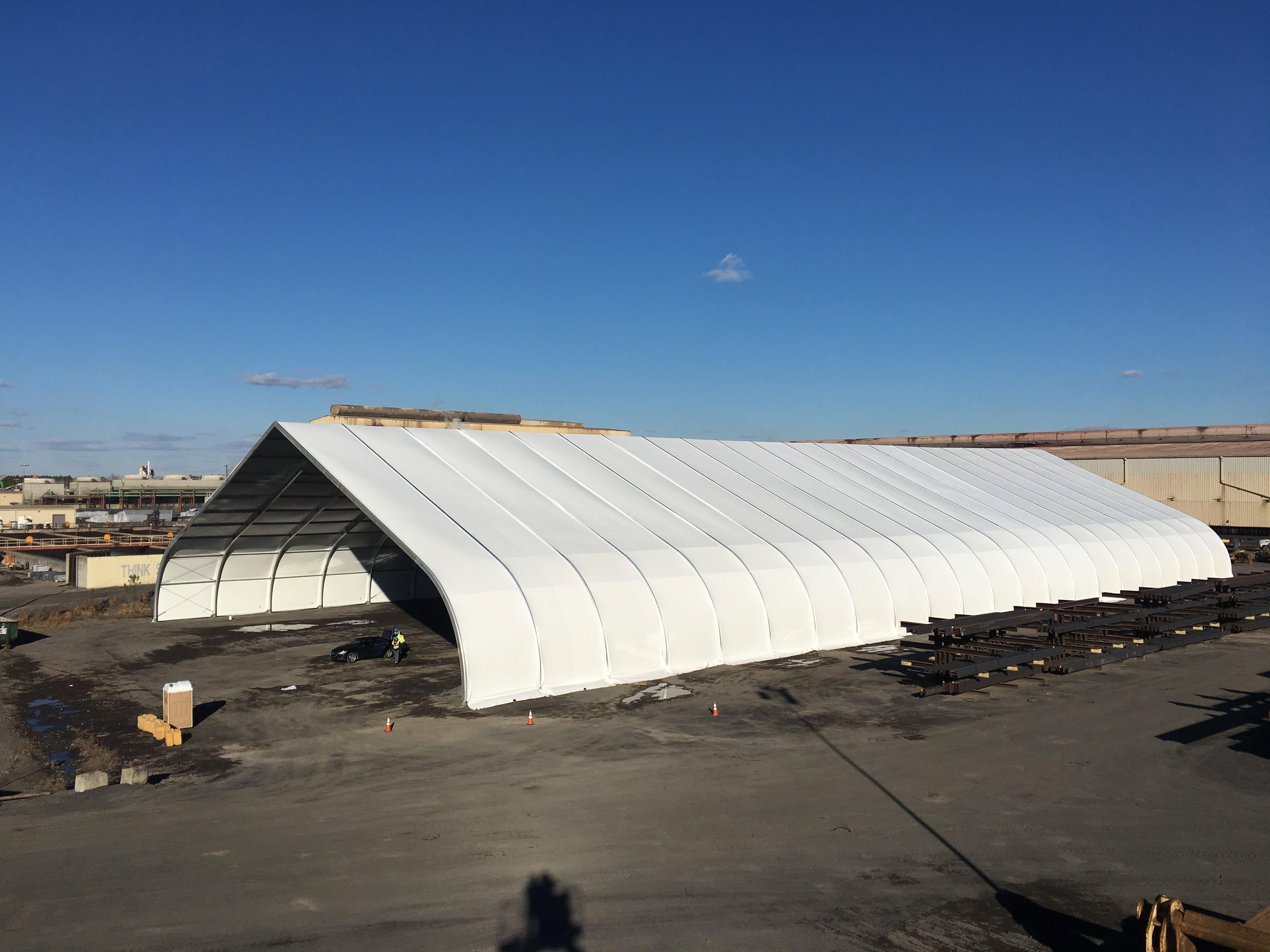 MTS Warehouse Exterior