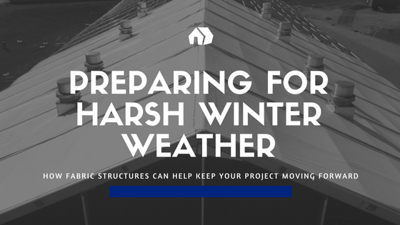 Weather Prep with Fabric Buildings: Snow is Coming