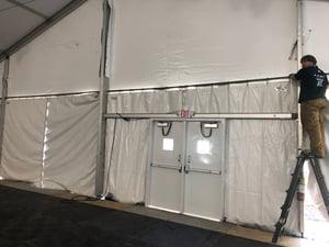 Mahaffey Base Camp Setup