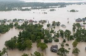 Hurricane Harvey Aftermath in Texas