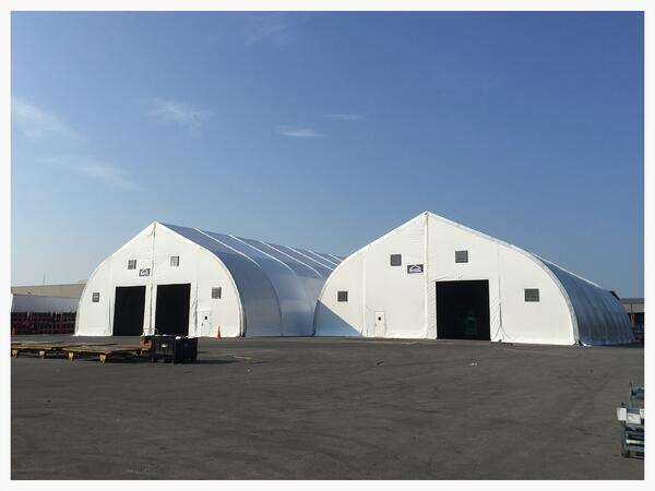Benefits of the MTS Temporary Structure