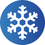 Refrigerated Storage Icon