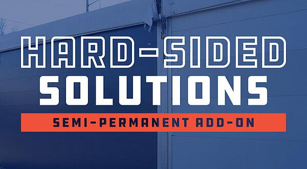 5 Reasons to Add Hard Sides to Your Fabric Solutions