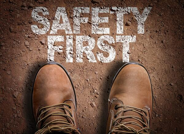 Safety Training Must Be a Focus Both On and Off the Job for Construction, Manufacturing, and Temporary Structure Crews