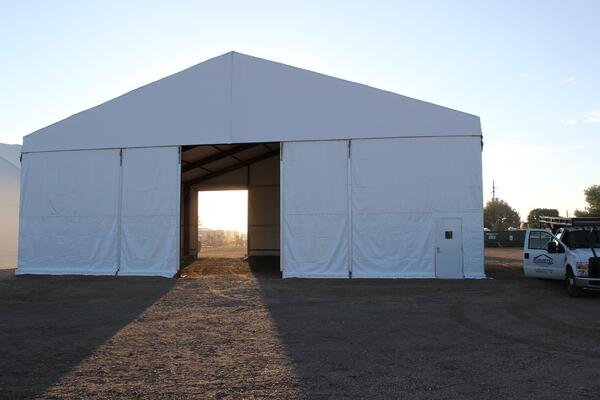 Temporary Turnarounds Call For Temporary Fabric Structures