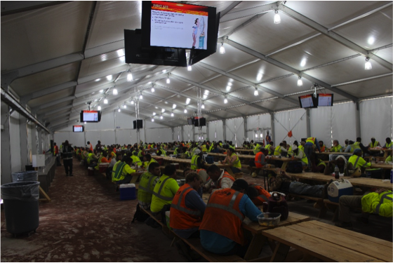 Texas Strong: Weathering Harsh Winds with Clearspan Fabric Structures