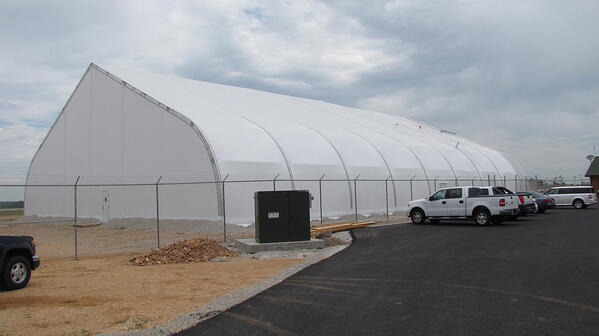 Are Permits Required for Temporary Fabric Structures?