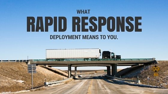 What Rapid Response Fabric Structures Really Means