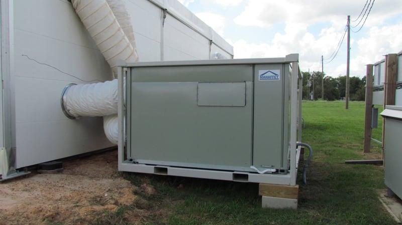 Fabric Structure HVAC