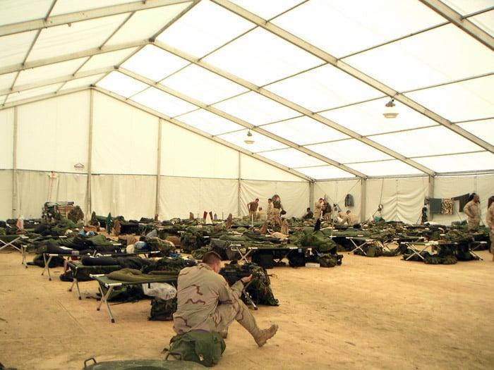 Temporary Shelter