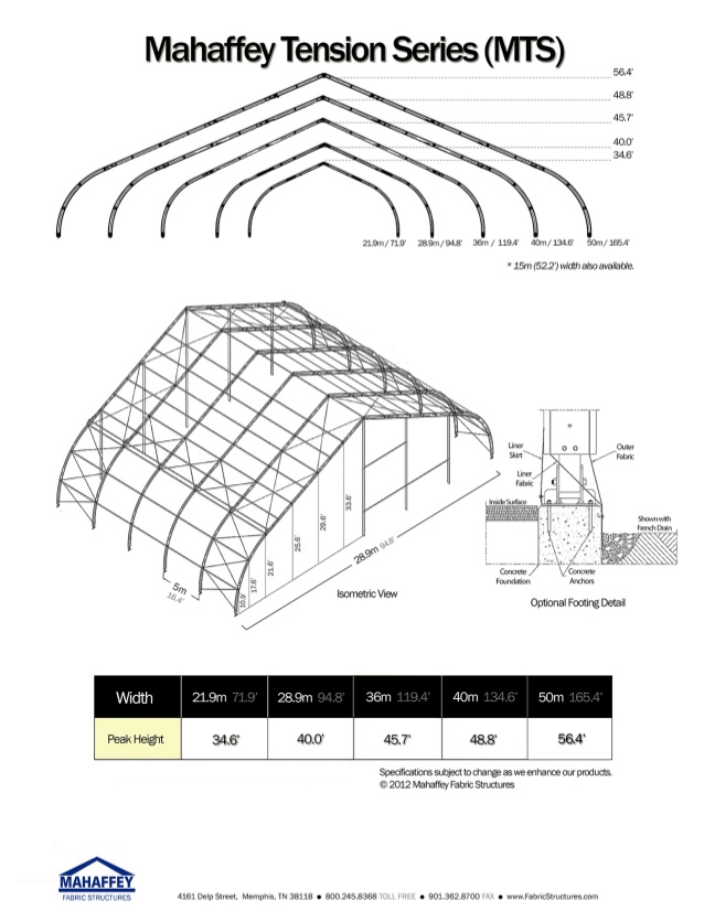 outdoor structure diagram
