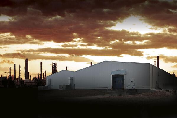 Mahaffey Fabric Structures serves the Oil & Gas industry.