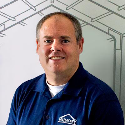 Mahaffey Team Member Kevin Ponder