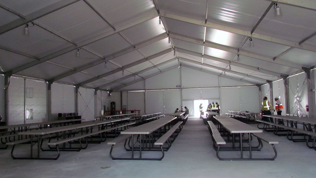 Construction Tents Enclosures : Construction tent enclosures alt